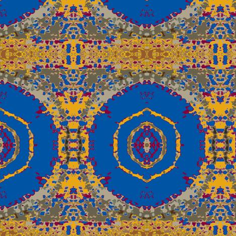 Bull's Eye fabric by susaninparis on Spoonflower - custom fabric