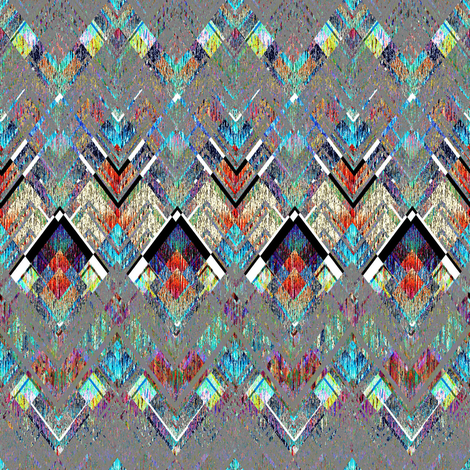 Smoke and Ember fabric by joanmclemore on Spoonflower - custom fabric