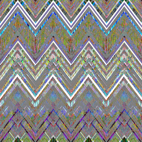 Zig Zag Sweater fabric by joanmclemore on Spoonflower - custom fabric