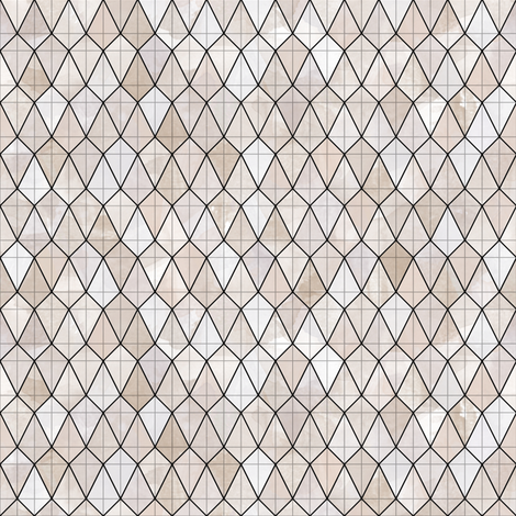Stone Kites fabric by patchinista on Spoonflower - custom fabric