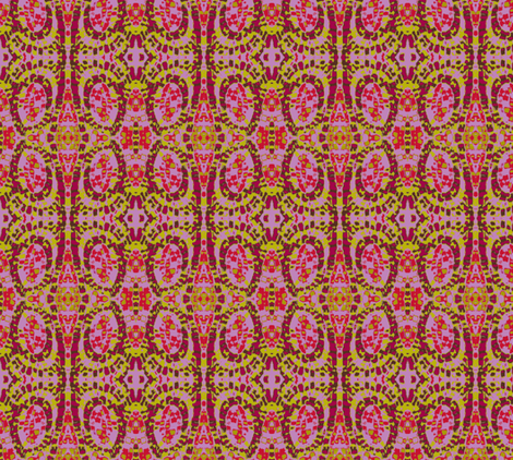 Pink Champagne Makes me Happy fabric by susaninparis on Spoonflower - custom fabric