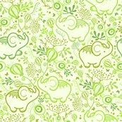 Rrelephants_flowers_seamless_pattern_green_recolor_sf-01-02-03_shop_thumb