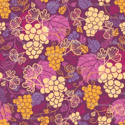 Juicy Grape Vines