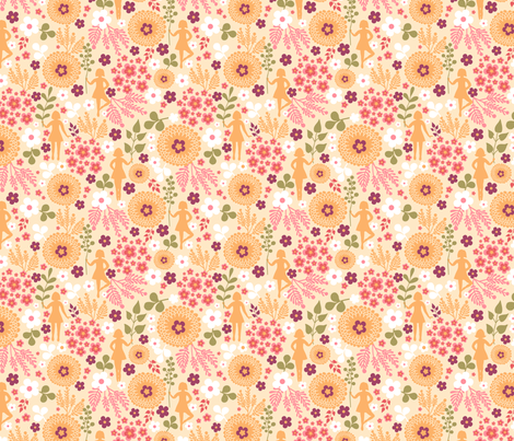 Sunny Day fabric by oksancia on Spoonflower - custom fabric