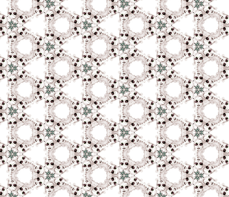 Drunk twins fabric by flaminia on Spoonflower - custom fabric