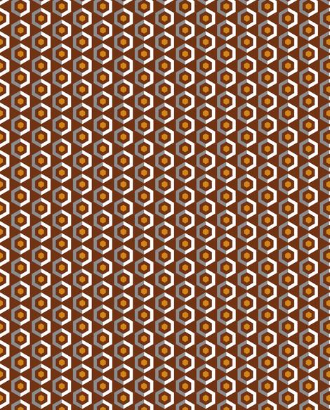 UMBELAS HEXO 4 fabric by umbelas on Spoonflower - custom fabric