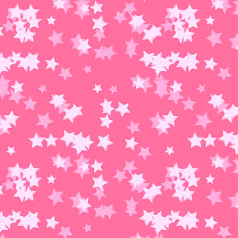 Pink Sparkles fabric by mystikel on Spoonflower - custom fabric