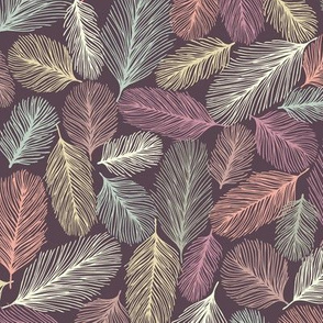Illustrated Feathers 2