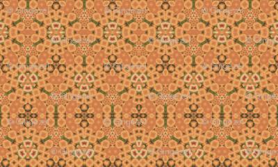 Cozy Digital Mosaic © Gingezel™ Inc. 2011