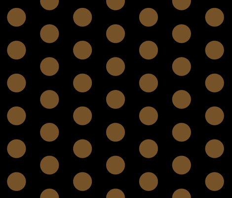 coffee_dot_2 fabric by forevereverything on Spoonflower - custom fabric
