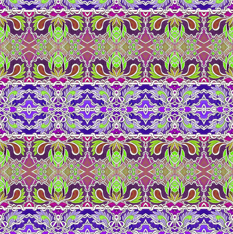 Artichoke Gardens fabric by edsel2084 on Spoonflower - custom fabric