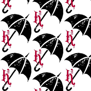 mary poppins monogram brelly