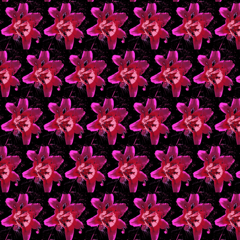 MOONLILY  fabric by angelsgreen on Spoonflower - custom fabric