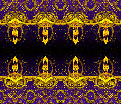 fallera2 fabric by joancaronil on Spoonflower - custom fabric