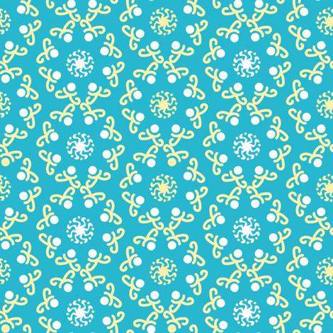 Mandala  fabric by kezia on Spoonflower - custom fabric