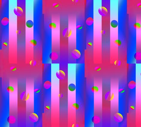 spots___stripes fabric by itsnaart_fabrics on Spoonflower - custom fabric