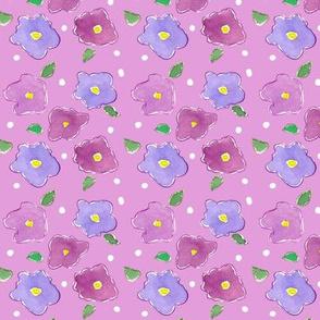 Berry Lavender Blossom