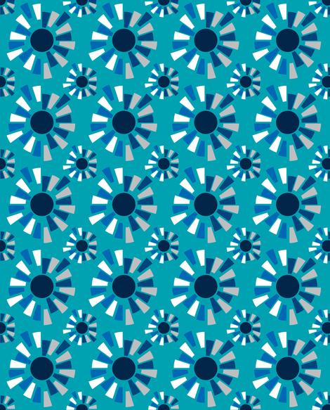 UMBELAS SPARK fabric by umbelas on Spoonflower - custom fabric
