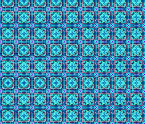 Bright_Blue fabric by koalalady on Spoonflower - custom fabric