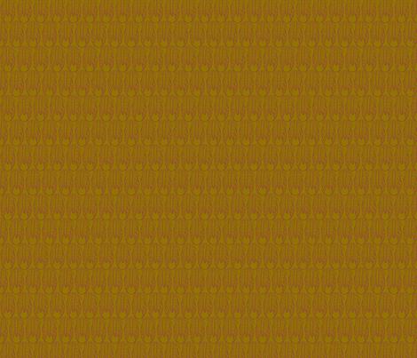 Spinecone Field, dark fabric by maeula on Spoonflower - custom fabric