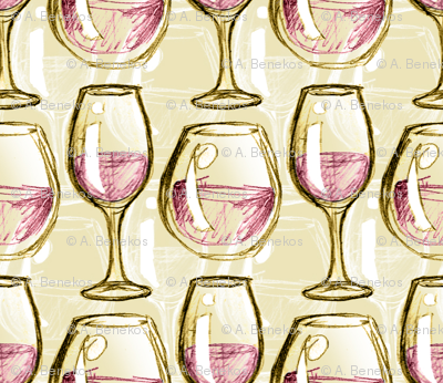 A Study in Wine Glasses