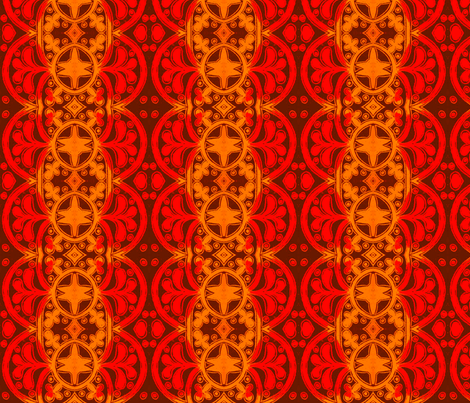 Interlock Bands fabric by joonmoon on Spoonflower - custom fabric