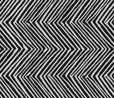 Chevron_Black_copy fabric by julie_maclean on Spoonflower - custom fabric