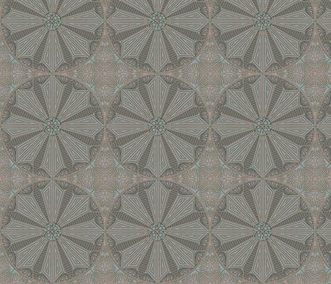 ©2011 Circle_of_Stone fabric by glimmericks on Spoonflower - custom fabric
