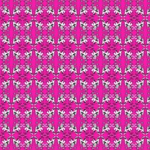 Pink Elephants Half drop small-ed-ed