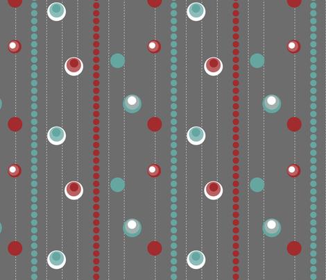 festive stripe fabric by mrshervi on Spoonflower - custom fabric