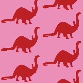 Apatosaurus Ride
