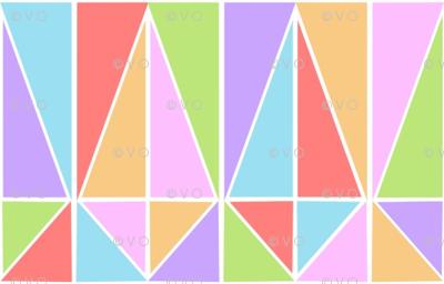 geometric kites