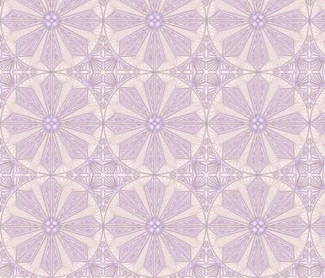 ©2011 Circle_of_amethyst fabric by glimmericks on Spoonflower - custom fabric