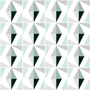 diamonds in square