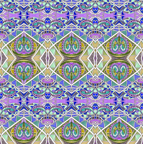 When I Think of 1928 fabric by edsel2084 on Spoonflower - custom fabric