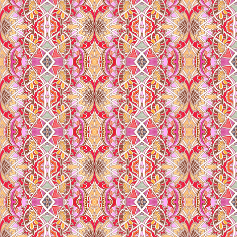 Fiesta Time fabric by edsel2084 on Spoonflower - custom fabric