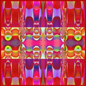 Abstract Pillow III--Plasma Side Ban 28x18