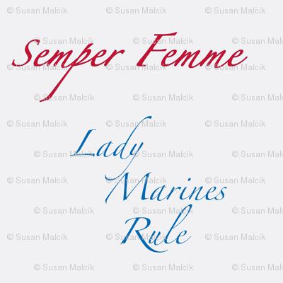 Semper Femme 2