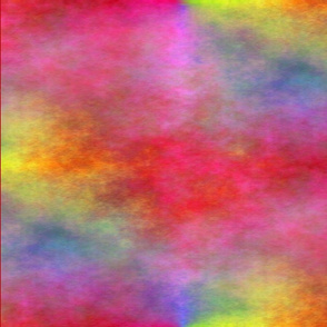 Abstract Pillow IV--Plasma Fat Quarter 21x18