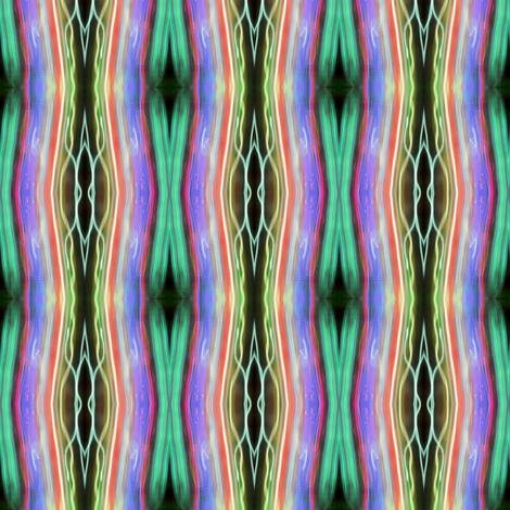 Atlantic City Neon fabric by glennis on Spoonflower - custom fabric