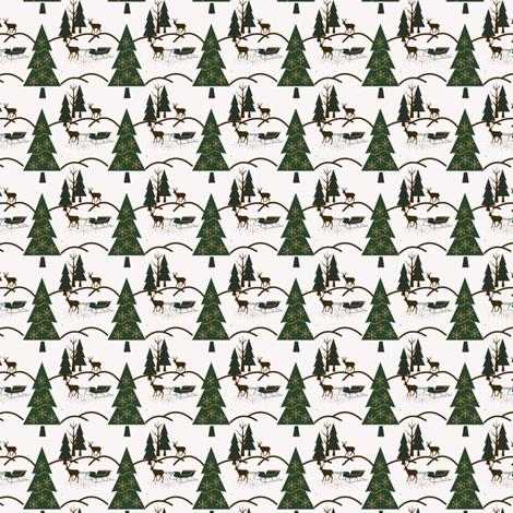 jingle bells fabric by melissamarie on Spoonflower - custom fabric