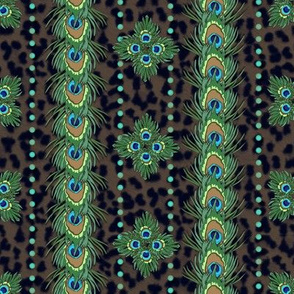 peacock_and_leopard