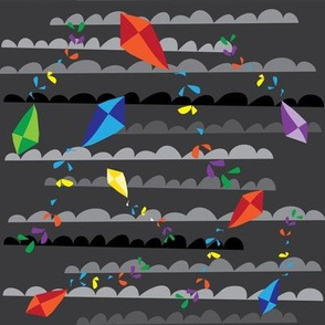 Kites in a Storm