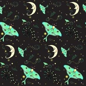 Luna Moth Kites