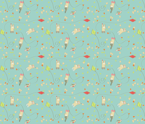kato_kites fabric by kato_kato on Spoonflower - custom fabric