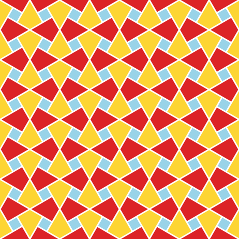 kite4sqXi - plain fabric by sef on Spoonflower - custom fabric