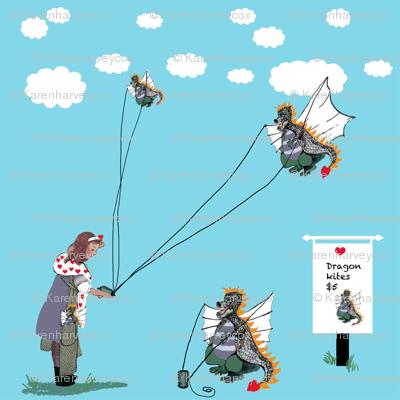 Dragon Kites $5.00