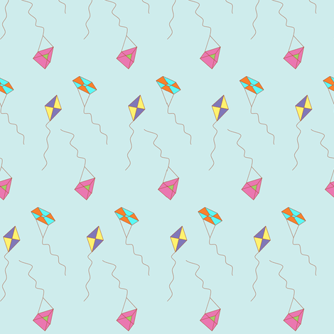 kite_only_export-ch-ch-ch fabric by meredi on Spoonflower - custom fabric