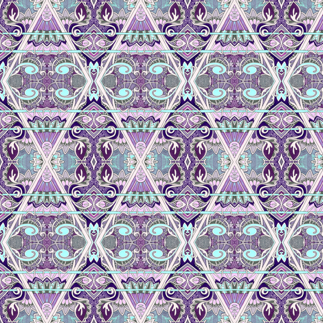 If Victorians Had Argyle fabric by edsel2084 on Spoonflower - custom fabric
