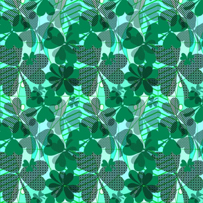 graphic shamrock